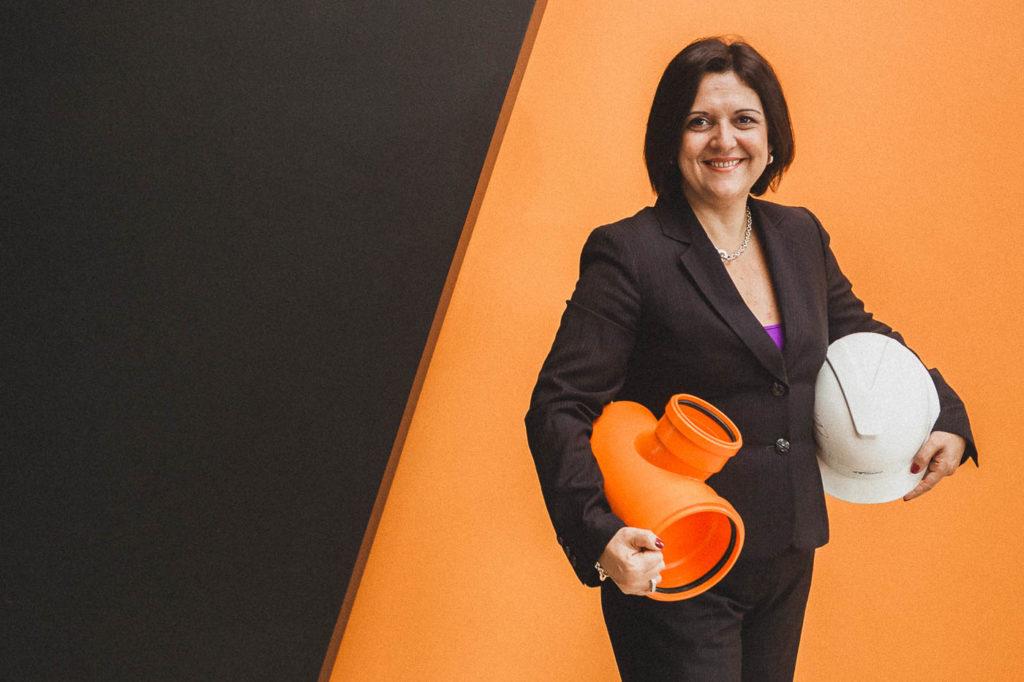 Marise Barroso, CEO of Amanco