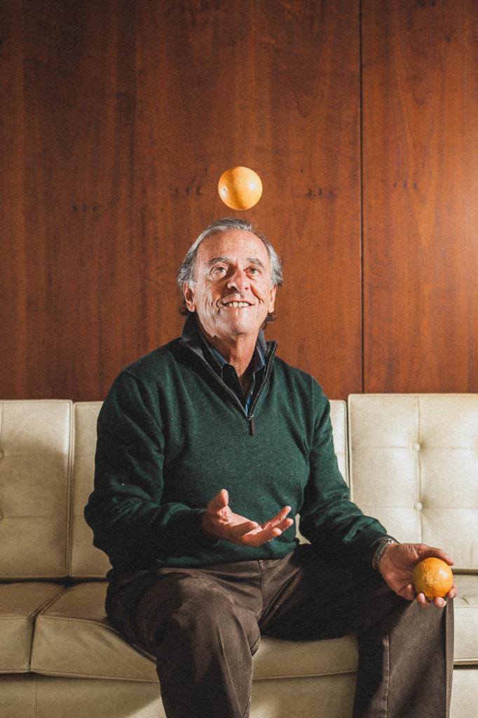 Carlos Viacava, Director of Cutrale