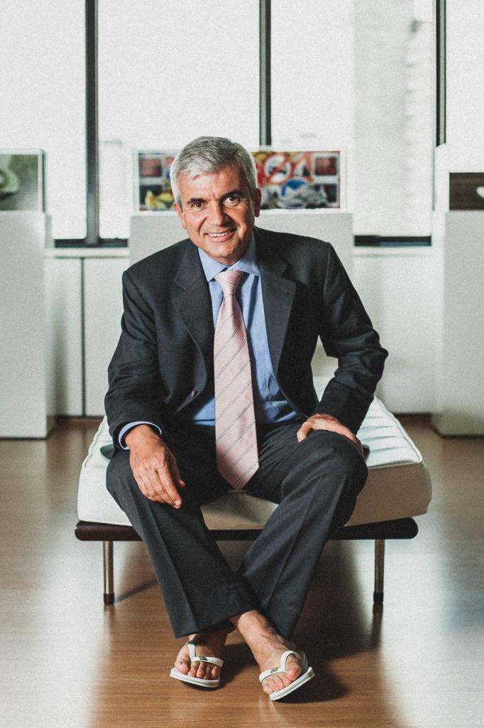 Márcio Utsch, CEO of Havaianas / Alpargatas