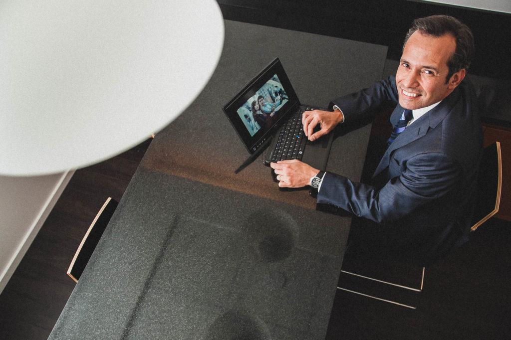 Raymundo Peixoto, CEO of Dell Brasil