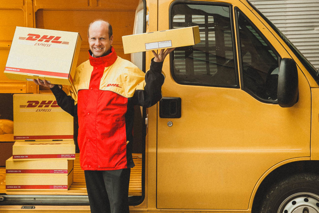 Joakin Thrane, CEO of DHL Brasil